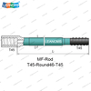 T45-Round46-145 MF Drilling Rod