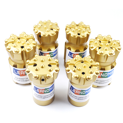 R T Series Thread Rock Drilling Button Bits